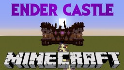 Ender Castle Minecraft Map & Project