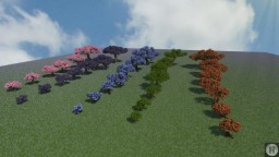 First tree pack Minecraft Map & Project