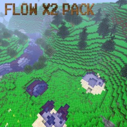 [1.8] Flow x2 Minecraft Texture Pack