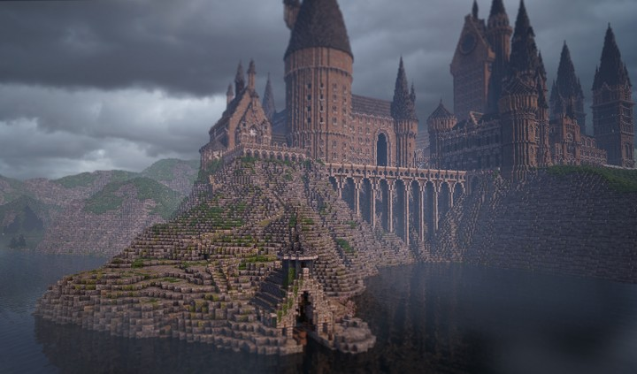 Updated Hogwarts Nov 15