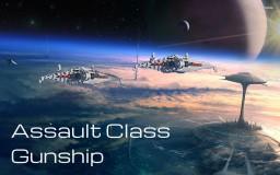 Assault Class Gunship Minecraft Map & Project