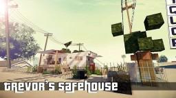 GTA 5 - Trevor's Safehouse | Showcases in Description Minecraft