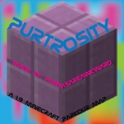 Purtrosity 1.9 Parkour! Minecraft Project