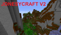 JonesyCraft (1.8) V2 Minecraft Texture Pack