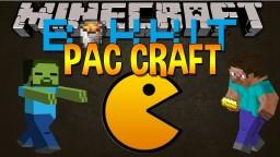 PacMan MiniGame Minecraft Mod