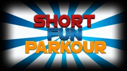 Short Fun Parkour Minecraft Map & Project