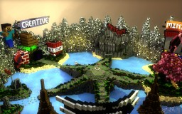 Peargex Hub - FREE DOWNLOAD Minecraft Project