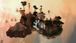 Avatar/Bending Spawn Minecraft Map & Project