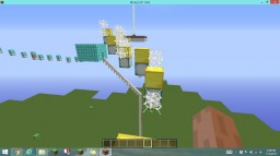 NO Checkpoint Parkour Minecraft Map & Project