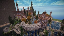 Minecraft Lord of the Rings - Rivendell Minecraft