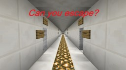 Can you escape? Minecraft Map & Project