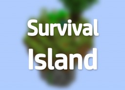 Survival Sky Island Minecraft Map & Project