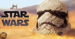 Star Wars The Force Awakens Storm Trooper Helmet - ImperiumMC