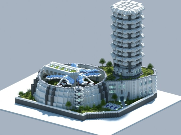 Anno 2205 inspired biolab minecraft project anno 2205 inspired biolab gumiabroncs