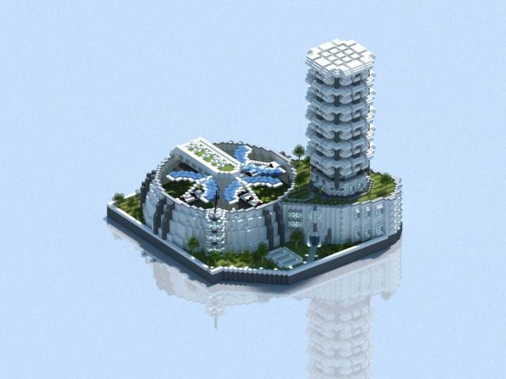 how to craft anno 2205 inspired biolab minecraft project 2205