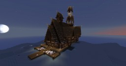 Esgaroth project ( Hobbit movie ) Minecraft Map & Project
