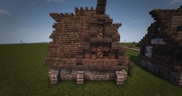 Medieval house collection Minecraft