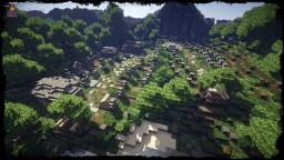 The Cemetery in Rilea Minecraft Map & Project