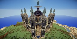Crystal Castle - Faction Spawn - TEAM FYCIUS Minecraft Map & Project