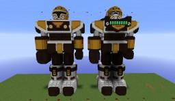 Providus / Transwarp Megazord Minecraft Project