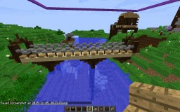 Midieval Village: Riverton Minecraft Project