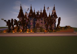 [Arzion] -= The Witch's Castle=- Minecraft Map & Project