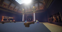 Project Rijksmuseum scale 1:1 Interiour + exteriour Minecraft Project