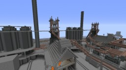 Pre-WWII Blast Furnaces (Design #2) Minecraft Map & Project
