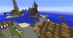 The ElderCraft Scrolls: Akavir Minecraft Server