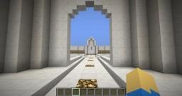 Server spawn Minecraft Map & Project