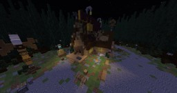 GravityFalls - MysteryShack Minecraft Map & Project