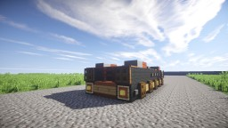 STAG 13X Troop transporter Minecraft Map & Project