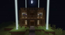 LegoMaster Gaming's House Minecraft Map & Project