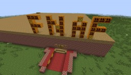 My FNAF Pizzeria - Halloween edition Minecraft Map & Project