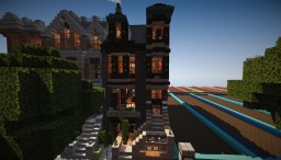 Traditional Townhouse | WOK Minecraft