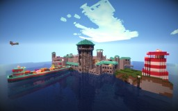 Alcatraz zombies survival (Black Ops 2 Inspired) Minecraft Project