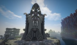 Mysterious Tower Minecraft Project