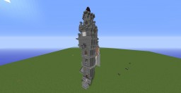 Torre dos Clerigos, Porto, Portugal Minecraft Map & Project