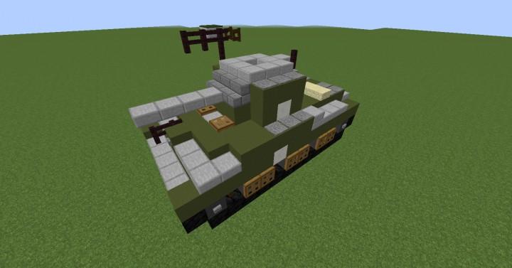 Build War Minecraft