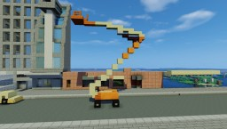 1250AJP Articulating Ultra Boom Lift JLG | Realistic
