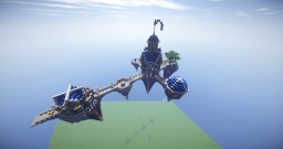 Blue wings Minecraft Map & Project