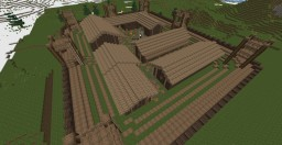 Caesar in Gaul: Small Roman wooden fort