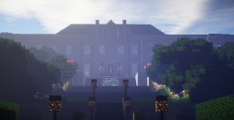 Panem's presidential palace Minecraft Map & Project