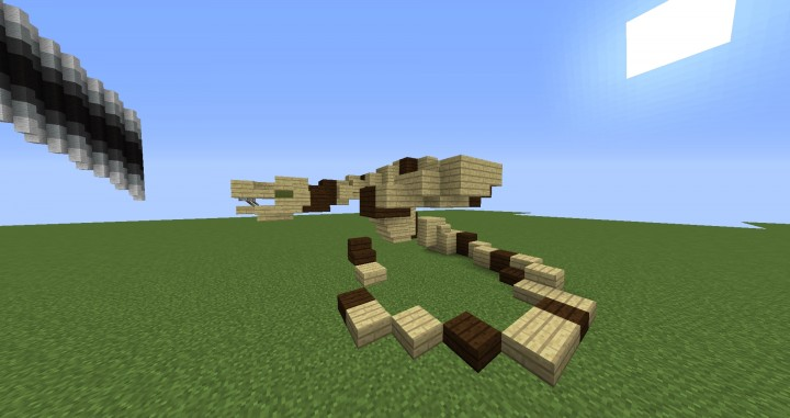 Small Minecraft Snake Statue Related Keywords & Suggestions