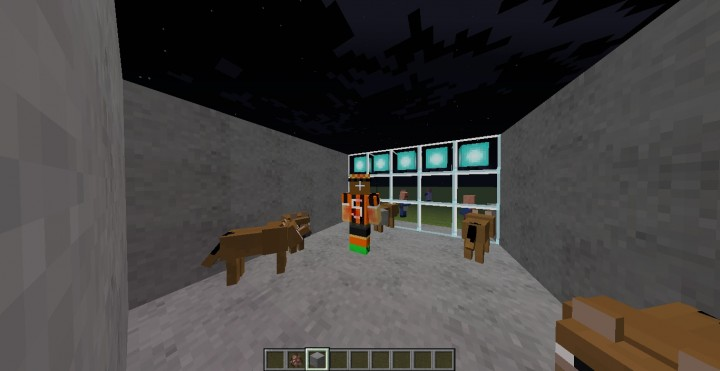 Dogmeat and you reunited D