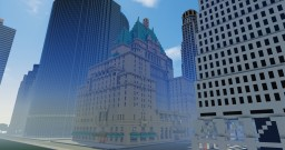 Fairmont Hotel Vancouver Minecraft Map & Project