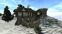 Small Medieval Castle Minecraft Map & Project