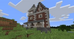 Victorian house Minecraft Map & Project