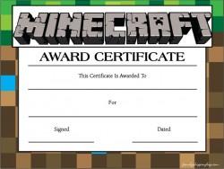 Mine Awards Minecraft Blog Post
