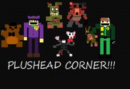 PLUSHEAD CORNER!!! Minecraft Blog Post